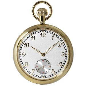 クレファー 懐中時計 手巻き式 BTY-4106-WTG|ginza-sacomdo