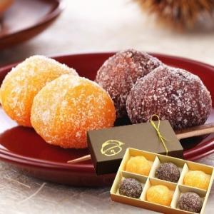 栗甘納糖詰合せ 6個入 |和菓子 ギフト お菓子 贈り物 東京お土産