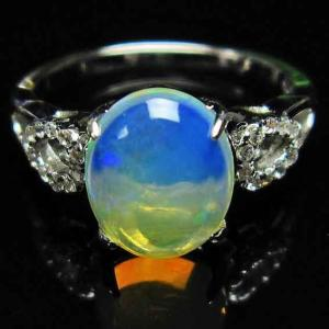プレシャスオパール 指輪 l388-101|ginza-todo