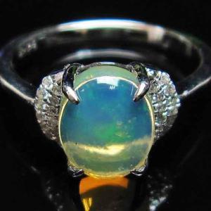 プレシャスオパール 指輪 l388-117|ginza-todo