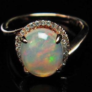 プレシャスオパール 指輪 l388-8|ginza-todo