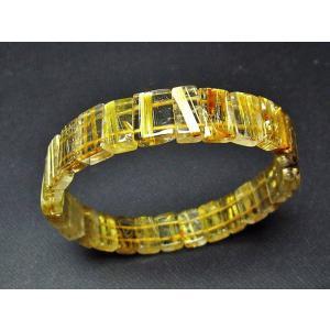 ゴールドタイチンルチル バングル t107-2992 ginza-todo 04