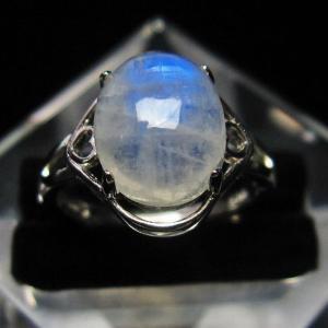 ムーンストーン 指輪 (12号) t135-5820 ginza-todo