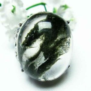 ガーデン水晶 指輪 t137-1385|ginza-todo