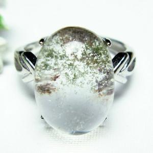 ガーデンクォーツ(庭園水晶) 指輪  t137-1452|ginza-todo