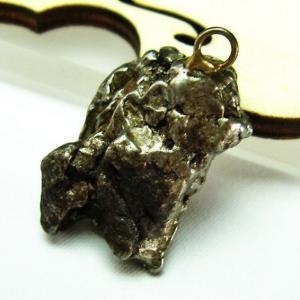 限界価格!大注目のアイテムが勢揃い! カンポ デル シエロ(メテオライト)ペンダント 隕石 t152-639|ginza-todo