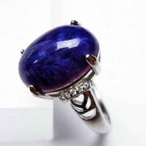 チャロアイト 指輪 t275-16925|ginza-todo