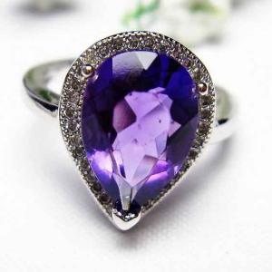 アメジスト 指輪 t275-17469|ginza-todo