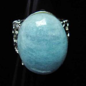 アクアマリン 指輪 t275-17674|ginza-todo