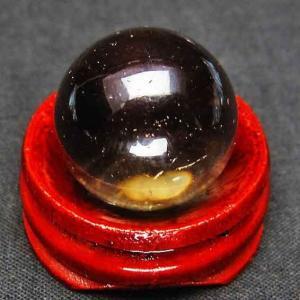 ライトニング水晶 丸玉 20mm t317-2352|ginza-todo