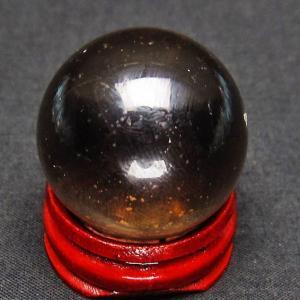 ライトニング水晶 丸玉 30mm t317-2493|ginza-todo