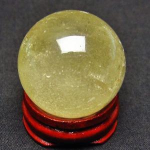 シトリン水晶 丸玉 30mm  t318-2266 ginza-todo