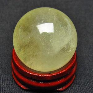 シトリン水晶 丸玉 26mm  t318-2273|ginza-todo