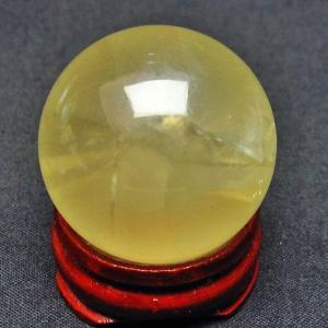 シトリン水晶 丸玉 30mm  t318-2312|ginza-todo