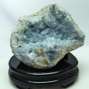 3Kg  セレスタイト 天青石 原石 t385-11430|ginza-todo