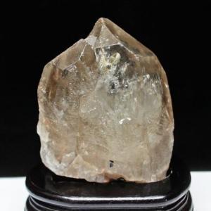 1.2Kg 虹入り ライトニング水晶レムリアンシード水晶 六角柱 t401-3174|ginza-todo