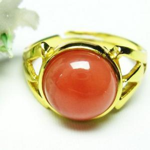 インカローズ ロードクロサイト 指輪 (15号) t426-6518|ginza-todo