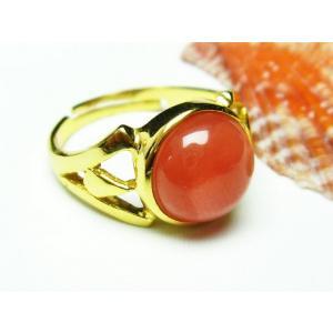 インカローズ ロードクロサイト 指輪 (15号) t426-6518|ginza-todo|03