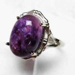 チャロアイト 指輪  t427-2358|ginza-todo