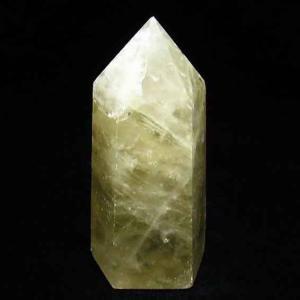 シトリン水晶 六角柱 t61-9050|ginza-todo