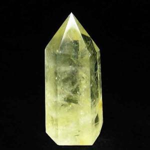 シトリン水晶 六角柱 t61-9076|ginza-todo