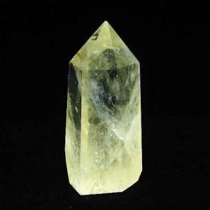 シトリン水晶 六角柱 t61-9085|ginza-todo