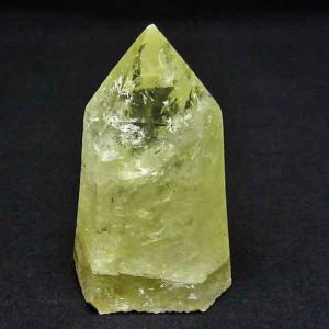 シトリン水晶 六角柱 t61-9204|ginza-todo