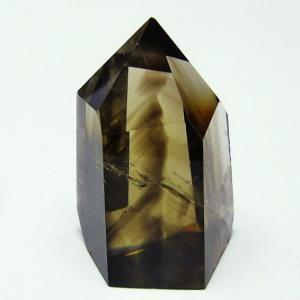 シトリン水晶 六角柱 t61-9279|ginza-todo