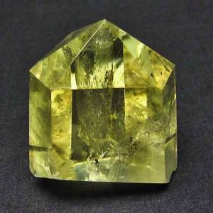 シトリン水晶 六角柱 t61-9447|ginza-todo