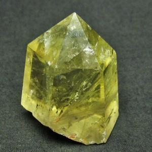 シトリン水晶 六角柱 t61-9901|ginza-todo