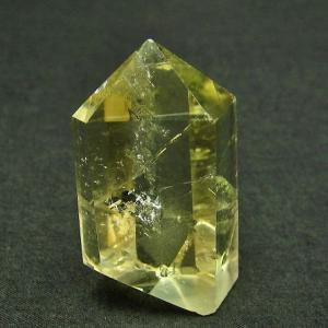 シトリン水晶 六角柱 t61-9943|ginza-todo