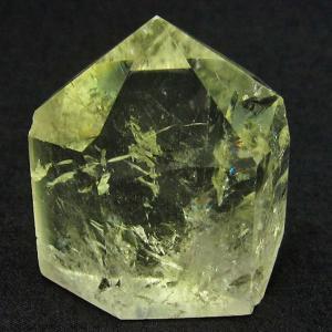 シトリン水晶 六角柱 t61-9948|ginza-todo