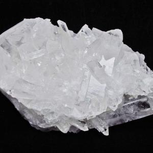ブラジル ミナスジェライス産  水晶クラスター t618-5482|ginza-todo
