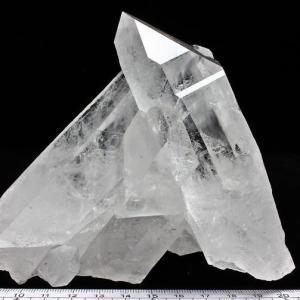 アーカンソー州産 水晶クラスター t619-3327|ginza-todo