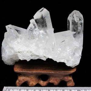 アーカンソー州産 水晶クラスター t619-3551|ginza-todo