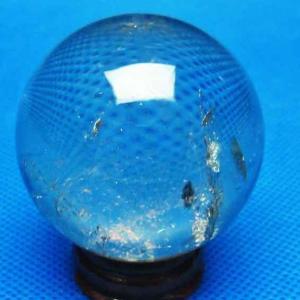 ヒマラヤ水晶 丸玉 50mm t62-11199|ginza-todo
