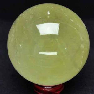 シトリン水晶 丸玉 68mm t63-4669|ginza-todo