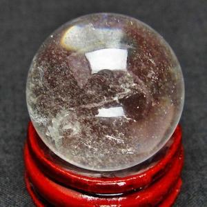 ガーデン水晶 丸玉 24mm t637-3211 ginza-todo
