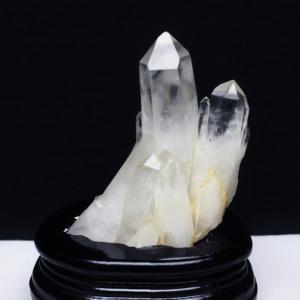レムリアンシード水晶クラスター t668-5983 ginza-todo
