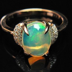 プレシャスオパール 指輪 (11号) t674-1160|ginza-todo