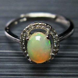 プレシャスオパール 指輪 t674-1892|ginza-todo
