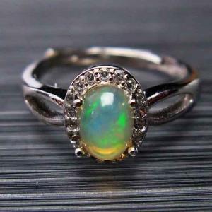 プレシャスオパール 指輪 t674-1899|ginza-todo