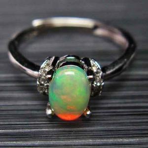 プレシャスオパール 指輪 t674-1939|ginza-todo
