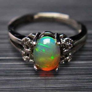 プレシャスオパール 指輪 t674-1947|ginza-todo