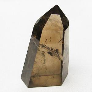 ライトニング水晶 六角柱 t705-4335|ginza-todo