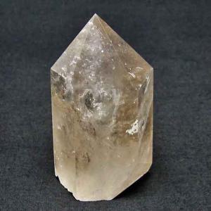ライトニング水晶 六角柱 t705-4842|ginza-todo
