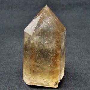 ライトニング水晶 六角柱 t705-4857|ginza-todo