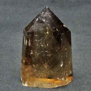 ライトニング水晶 六角柱 t705-4890|ginza-todo