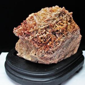 2.7Kg ゴールドファーデン水晶クラスター t708-913|ginza-todo