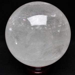 1.6Kg ヒマラヤ水晶 丸玉 105mm  t718-2205|ginza-todo